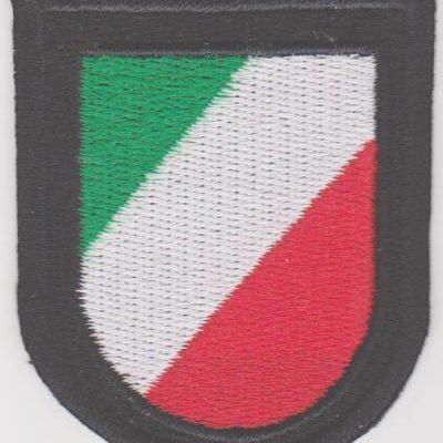 GERMAN ARMY ITALIAN VOLUNTEERS SLEEVE SHIELD