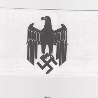 German Army Personell Armband