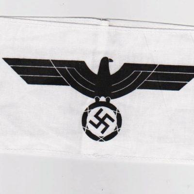 German Army officer cadet School armband