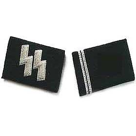SS Sturmann Collar Tabs