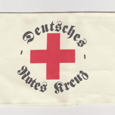 German ww2 RED CROSS armband