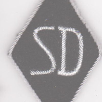 German WW2 SD Officers Sleeve Diamond