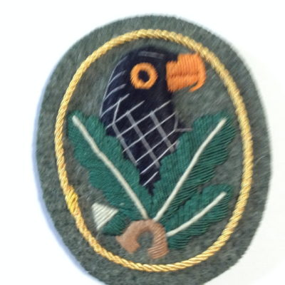 German Army Snipers badge 1st Class