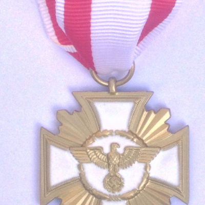 NSDAP 25 year long service medal