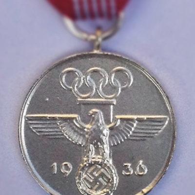 German 1936 Olympic Medal