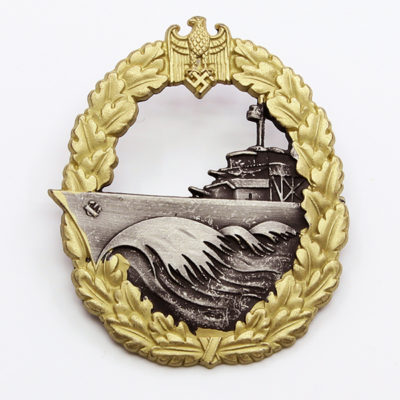 Kriegsmarine Destroyer Badge