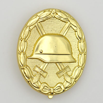 GERMAN ARMY WW2 1957 Issue German Wound badge in Gold