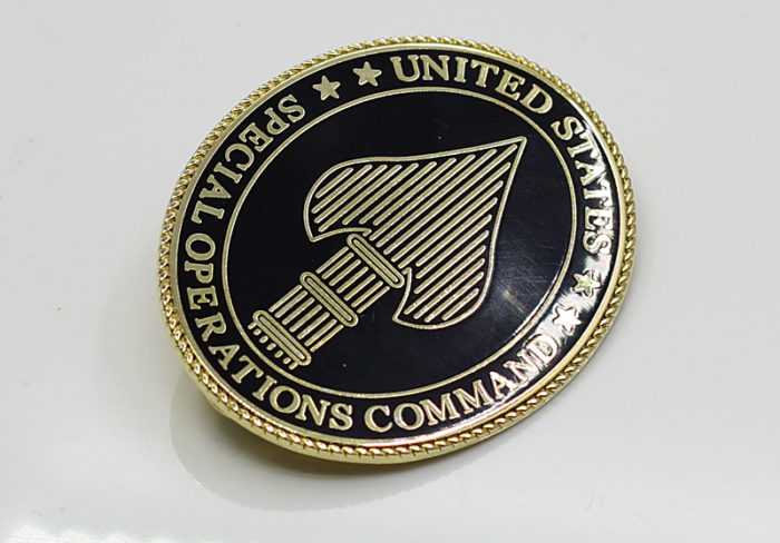 USA Joint Special Operations Command Badge