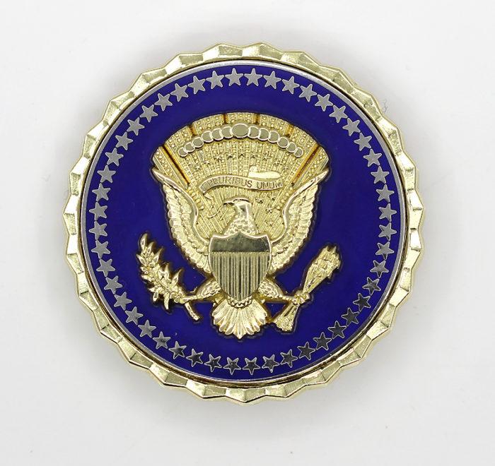 USA Presidential Service Badge