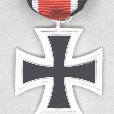 GERMAN ARMY IRON CROSS 2nd CLASS 57 ISSUE reverse