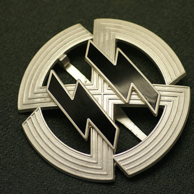 SS Proficiency Sport Badge in Silver