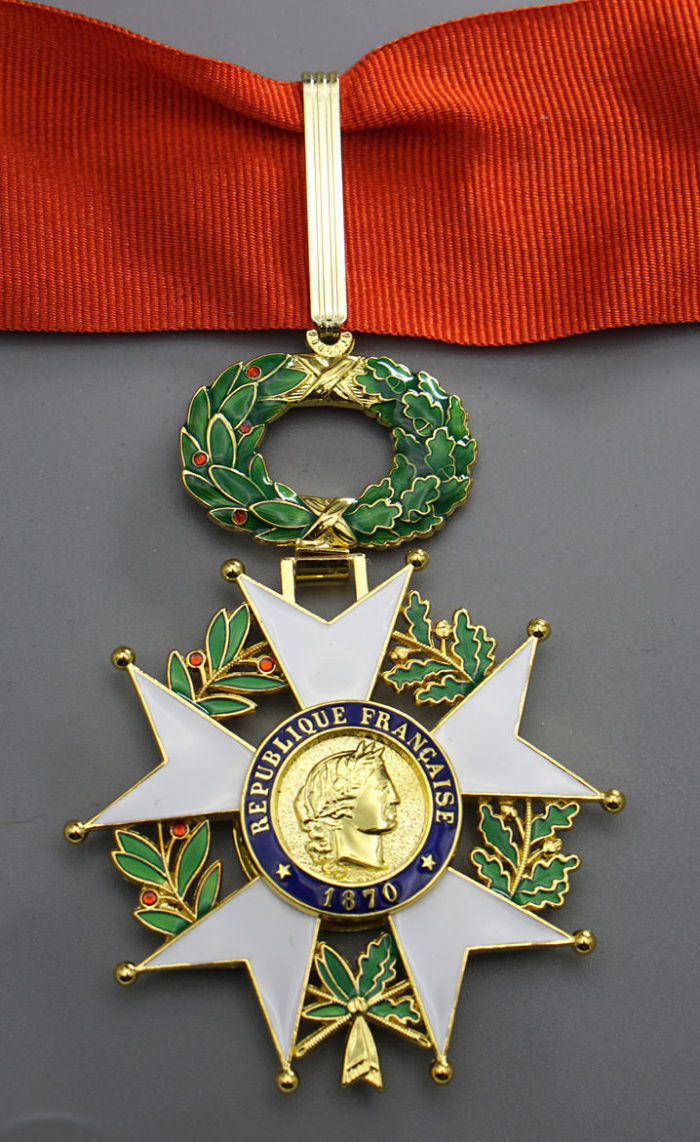 Commander Class 3rd Republic French Legion of Honour