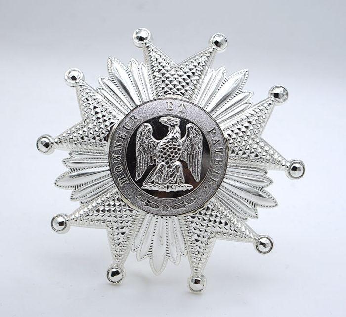 French Legion of Honor Breast Star(2nd Empire) FRENCH LEGION D`HONNEUR