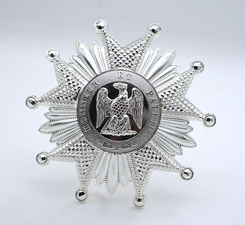 French Legion of Honor Breast Star(2nd Empire) FRENCH LEGION D`HONNEUR