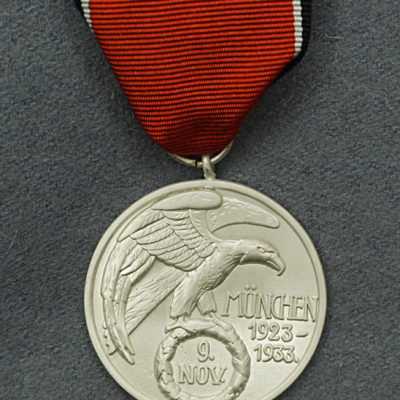 German Blood Order medal