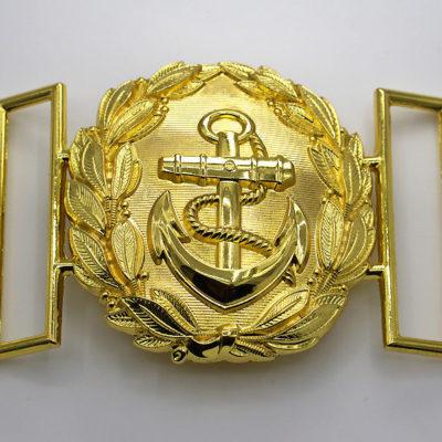 German Kriegsmarine Officers Belt Buckle