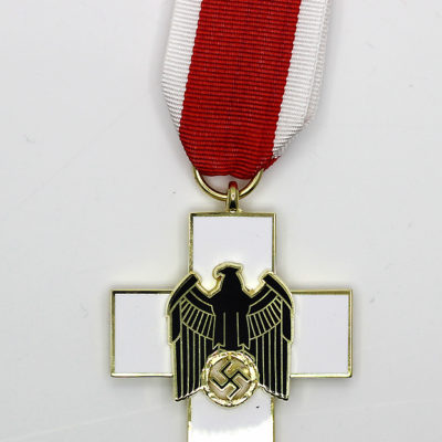 German Social Welfare Decoration 3rd Class