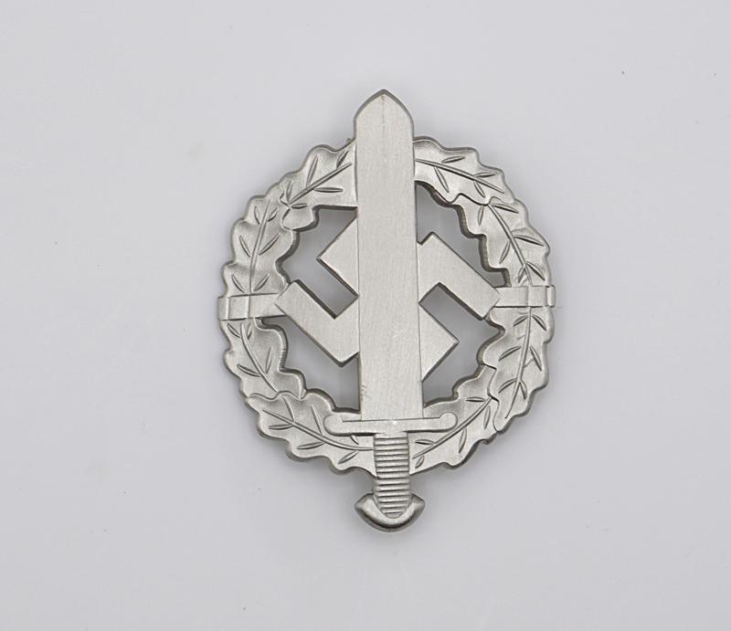 SA Sport Badge in Silver