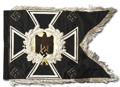 German Army Pioneer Pennant Flag